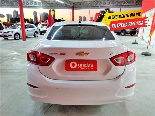 Chevrolet cruze 1.4 turbo lt 16v flex 4p automático - Foto 4
