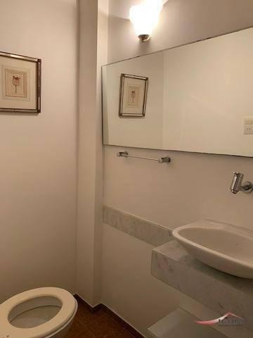 Apartamento com 3 dormitórios para alugar, 140 m² por R$ 6.300/mês - Ipanema - Rio de Jane - Foto 12