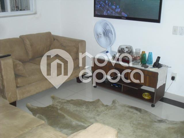 Casa de vila à venda com 4 dormitórios em Tijuca, Rio de janeiro cod:SP4CV42492 - Foto 2