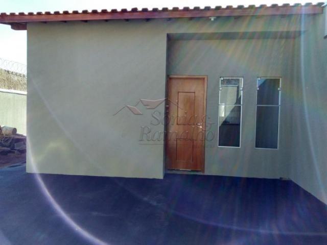 Casa à venda com 2 dormitórios em Jardim santa cecilia, Bonfim paulista cod:V14669 - Foto 3