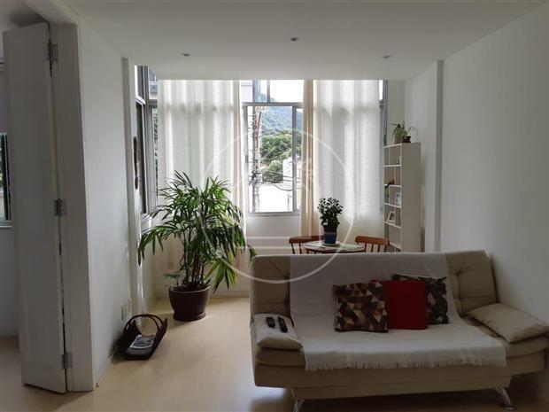 Apartamento à venda com 1 dormitórios em Jardim botânico, Rio de janeiro cod:875142 - Foto 2