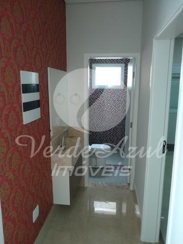 Casa à venda com 3 dormitórios em Jardim golden park residence, Hortolândia cod:CA005197 - Foto 18