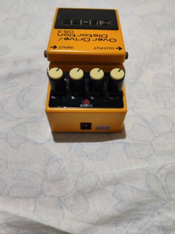 Pedal OverDrive/Distortion OS-2 - Foto 3