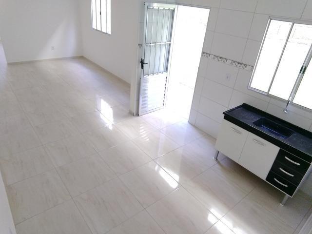 Olha Só A Sua Casa Nova Aqui! Deixe o Aluguel Já! FGTS na Entrada! 2 Dormitórios - Foto 8