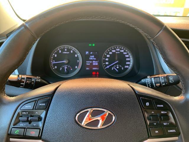 Hyundai Tucson GLS 1.6 GDI Turbo (Aut) 2018 - Foto 5