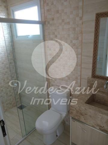 Casa à venda com 3 dormitórios em Jardim golden park residence, Hortolândia cod:CA005197 - Foto 8