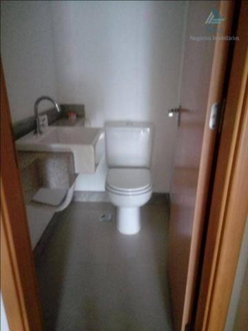 Apartamento com 4 dormitórios para alugar, 118 m² por R$ 3.500,00/mês - Icaraí - Niterói/R - Foto 5