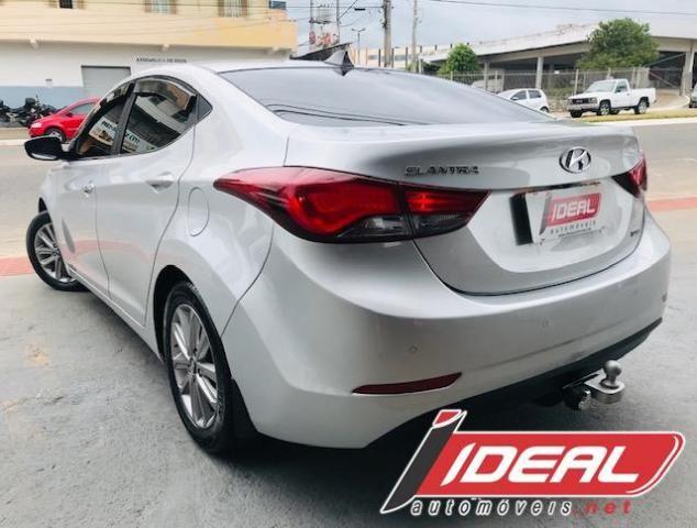 Hyundai Elantra GLS 2.0 16V Flex Aut. - Foto 4