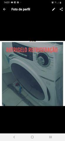 Conserto em geladeira máquina de lavar