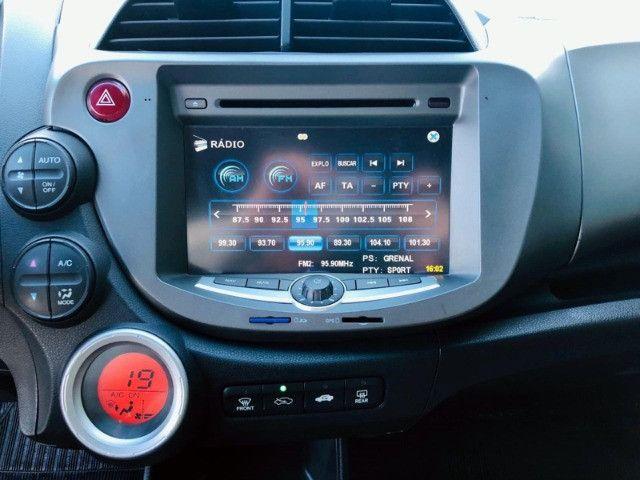 Honda Fit Ex 1.5 Automático - 2014 Com Couro - Foto 11