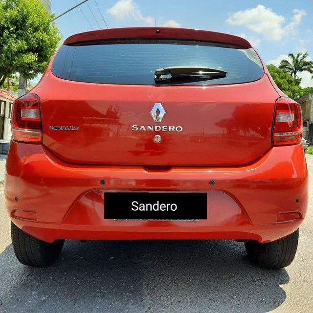 Renault Sandero Hatch 1.0 2015 - Foto 7