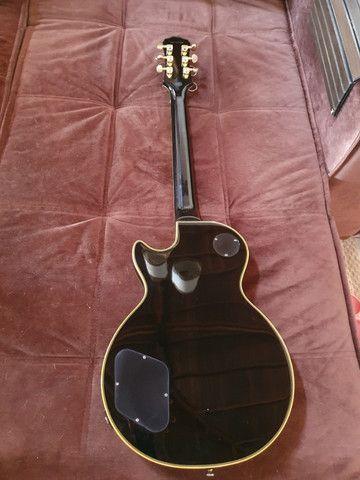Guitarra EpiPhone Les Paul Custom Pro - Super Nova!! - Foto 4