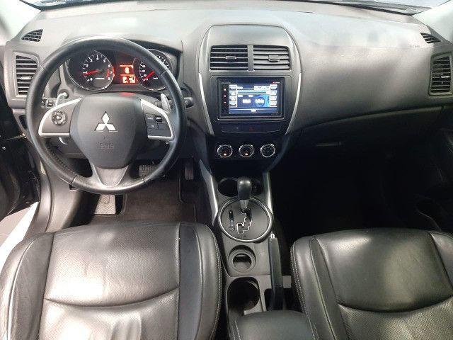 Mitsubishi ASX 2.0 4x2 16v Automático 2015/2016 - Completo! - Troco e Financio - Foto 6