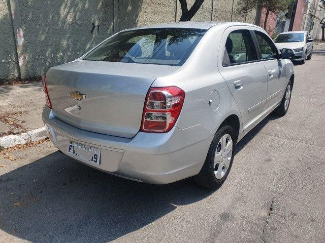 GM cobalt lt aut. kit multimidia flex ac troca financio ac cartao sem entrada - Foto 9