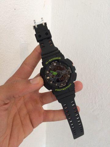 Relógio Casio G-Shock GA-110(A prova d?água) - Foto 5