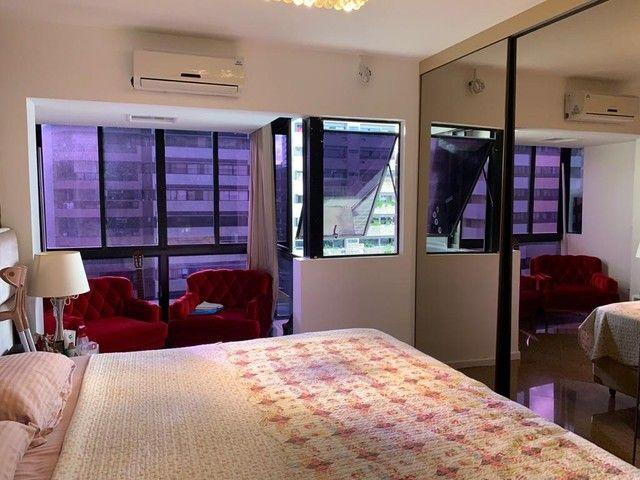 Apartamento para venda com 230 metros quadrados com 4 quartos em Ponta Verde - Maceió - Foto 16