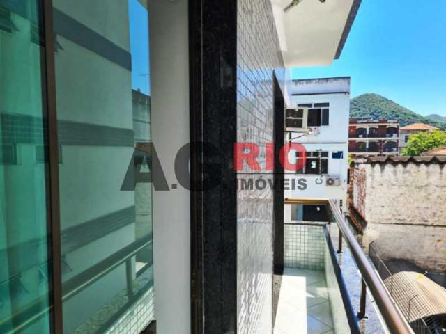 Apartamento à venda com 3 dormitórios em Vila valqueire, Rio de janeiro cod:VVAP30293 - Foto 2