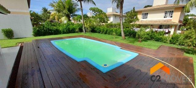 Casa  em condomínio de luxo, duplex, 03 suítes,, 500m2 em Itapoan/Pedra do Sal. - Foto 12