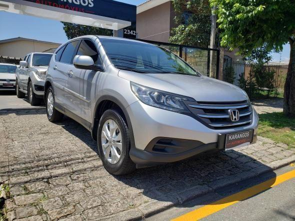 Honda CR-V LX 2.0 2012 - Foto 8