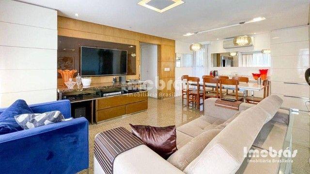 Ed. Lucca, apartamento com 4 dormitórios à venda, 207 m² por R$ 1.300.000 - Aldeota - Fort - Foto 8