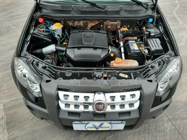 Fiat Strada CE 1.8 Adventure 2012 - Foto 9