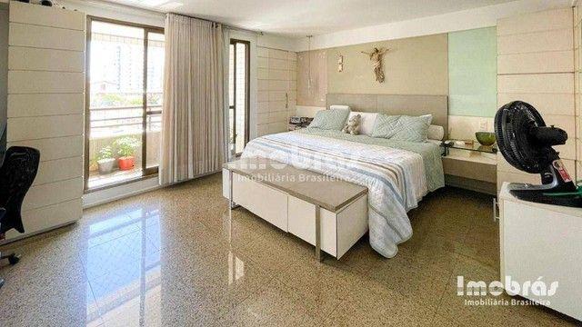 Ed. Lucca, apartamento com 4 dormitórios à venda, 207 m² por R$ 1.300.000 - Aldeota - Fort - Foto 11