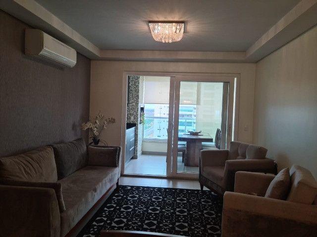 Apartamento Condomínio Brasil Beach Torre 138m2, sol nascente - Foto 9