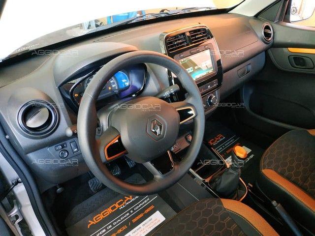 Renault KWID OUTSIDER 1.0 2021 700 km ipva pago - Foto 13