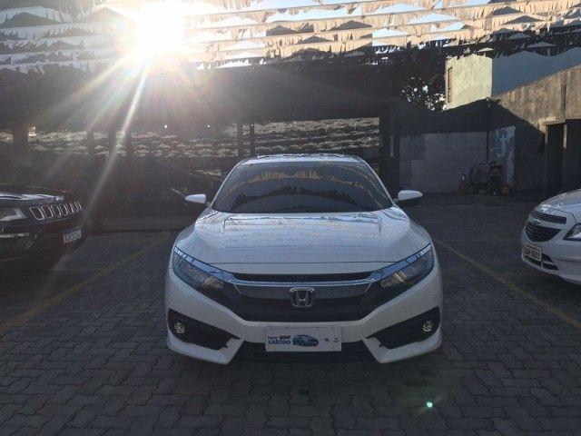 Honda Civic Touring 1.5 Turbo Aut Ano 2017 - Foto 2