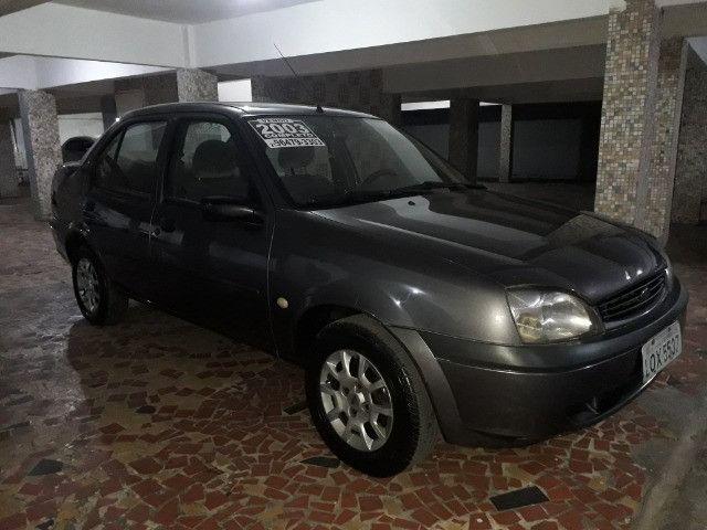 Vendo fiesta Sedan Raridade 2003 - Foto 12