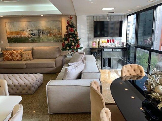 Apartamento para venda com 230 metros quadrados com 4 quartos em Ponta Verde - Maceió - Foto 13