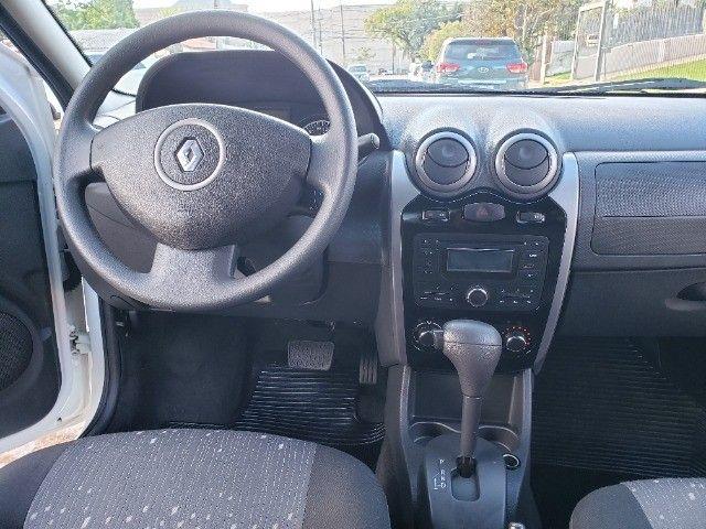 Renault Logan 1.6 Expression ** Automático ** - Foto 8