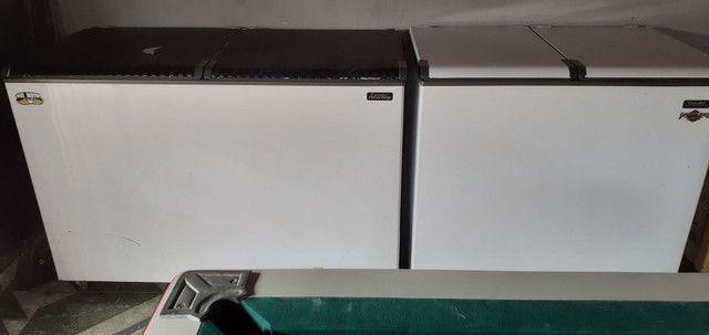Freezer semi novo  - Foto 2