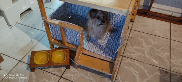 Casinha Cama Para Cães e Gatos - Foto 4