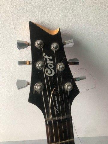 V/T Guitarra Cort Z40 MODIFICADA por baixo (LEIA O ANÚNCIO) - Foto 2