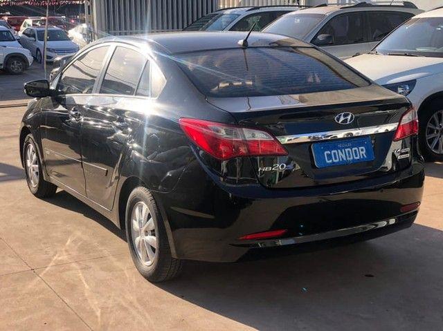 Hyundai HB20S 1.6 AUTOMATICO FLEX - Foto 8