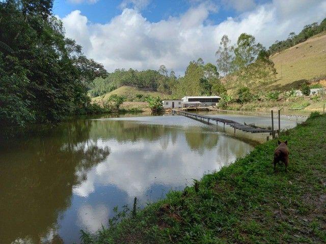 Vendo propriedade rural de 42 mil m2 em Alto Paraju - Domingos Martins ES