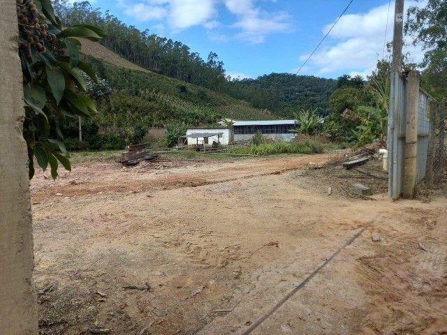 Vendo propriedade rural de 42 mil m2 em Alto Paraju - Domingos Martins ES  - Foto 6