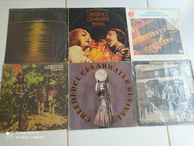 LPS Creedence Clearwater Revival - Foto 2