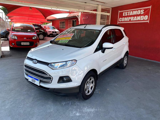 Ford EcoSport SE 2.0  Powershift 2014 BRANCA FLEX - Foto 3