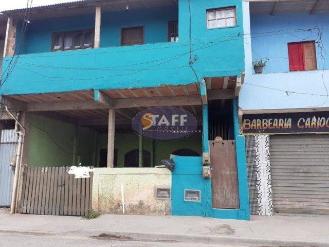 idfy-Casa c/ 1 dormitório à venda, 51 m² por R$ 48.000,00 -Unamar -Cabo Frio/RJ - Foto 4