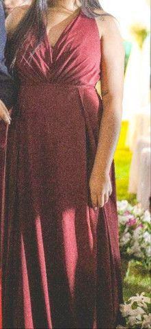 Vestido de festa (madrinha)  - Foto 2