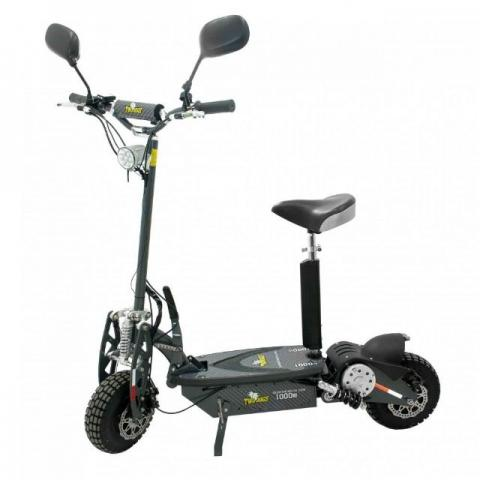 PATINETE SCOOTER ELÉTRICO TWO DOGS DE 1000W