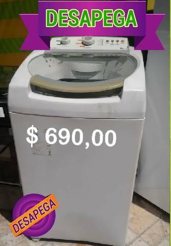 Máquina de lavar 8kg Brastemp