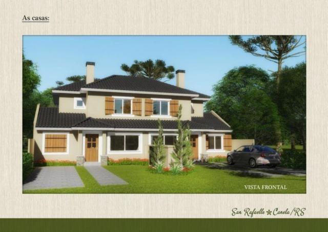 Casa residencial à venda, reserva da serra, canela.