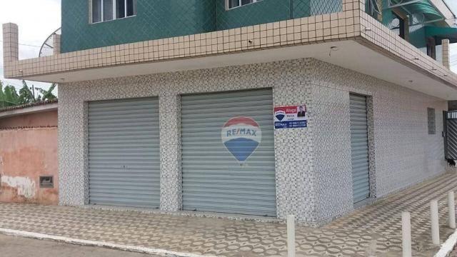 Ponto comercial para locação, Centro, Solânea.