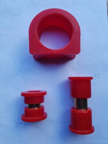 Buchas de poliuretano da caixa de direção da Hilux/SW4