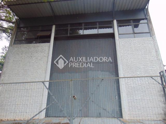 Galpão/depósito/armazém para alugar em Espírito santo, Porto alegre cod:244626 - Foto 2
