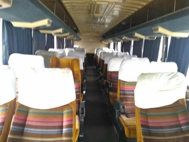 Ônibus 1983 mercedes 45 lugares motor show - Foto 2