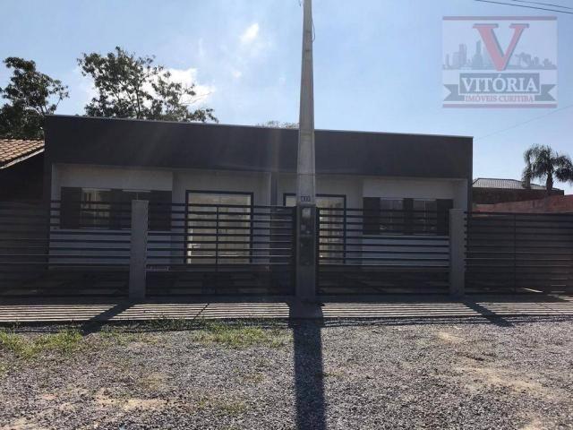Casa com 2 dormitórios à venda, 52 m² por r$ 137.000,00 - praia grande - matinhos/pr
